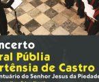 Coral Públia Hortênsia de Castro em concerto
