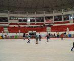 Elvas: Crianças da Escola de Santa Luzia na Pista de Gelo