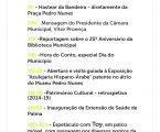 Alcácer do Sal celebra Dia do Município com programa online