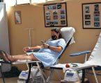 Dádiva de sangue em Portalegre Numa parceria entre a Associação de Dadores Benévolos de Sangue de Portalegre – ADBSP