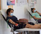 Associação de Dadores Benévolos de Sangue de Portalegre Dádiva de sangue em Montargil