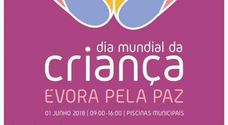 Dia Mundial da Criança assinalado nas Piscinas Municipais de Évora