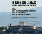 Elvas: Forte de Santa Luzia com visita especial a 13 de julho 10 Julho, 2019