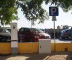Elvas já tem posto de carregamento para veículos elétricos