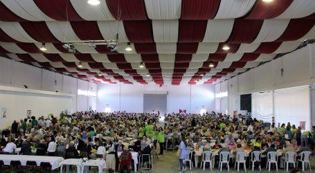 Alcácer do Sal: Encontro distrital juntou cerca de 1.100 idosos no Pavilhão Gracieta Baião