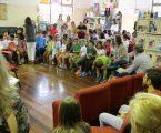 Entrega de prémios de concurso de conto filosófico em Vila Boim