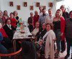 Almoço de Natal e comemoração do Dia Nacional da Pessoa com Esclerose Múltipla