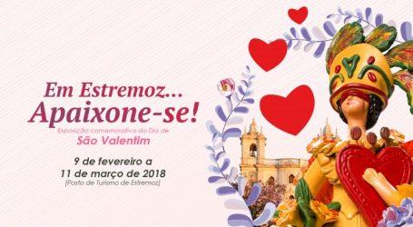 Estremoz, em comemoração do Dia de São Valentim.