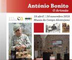 Avis: MUSCA reabre com Exposição António Bonito – O Artesão