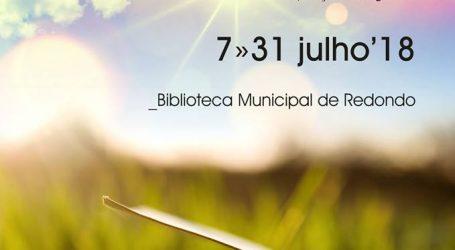 """Redondo: Exposição Bibliográfica """"Literatura de Verão"""""""