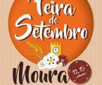 Feira de Setembro no Parque Municipal de Feiras e Exposições em Moura