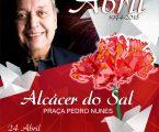 Música de Fernando Tordo em Alcácer do Sal