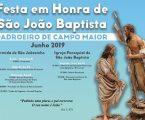 Campo Maior: Festas em Honra de S. João Baptista