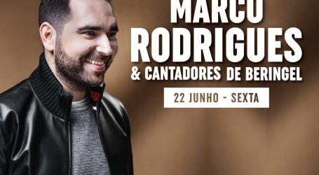 Beja: Festival B promove showcase de Marco Rodrigues na Escola de Albernoa