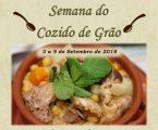 """Festival Gastronómico """"Vila Viçosa à Mesa"""" – Semana do cozido de Grão"""