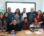CIMAA forma jovens educadores para workshops nas escolas sobre discriminação e violência