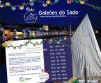 Alcácer do Sal: Passeios de natal em galeão do sal