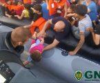 GNR: resgata e auxilia mais de 2 mil migrantes na Grécia