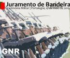 GNR | Cerimónia do Juramento de Bandeira do 41.º Curso de Formação de Guardas