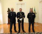 GNR   Cerimónia de Promoção e Graduação ao Posto de Brigadeiro-general e entrega de Espada de Oficial General
