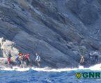 GNR deteta 9 migrantes encurralados na ilha de Inousses – Grécia