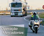 """GNR: Operação """"Mercadorias perigosas"""""""