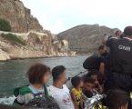 GNR resgata 34 migrantes em Samos – Grécia