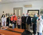 CIMAC entregou ventiladores ao Hospital de Évora