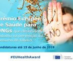 Prémio Europeu da Saúde 2018