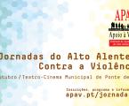 I JORNADAS DO ALTO ALENTEJO CONTRA A VIOLÊNCIA