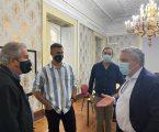 Campanha do Partido Socialista prosseguiu com visitas  aos setores da Cultura e Turismo