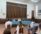 Partido Socialista em campanha  na freguesia de São Vicente e Ventosa