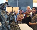 Portalegre: Inaugurou a exposição Olhar Taurino, de André Bergano.