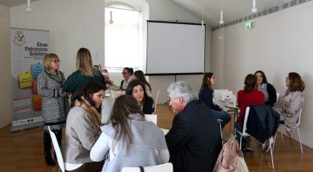 Instituições reunidas num World Café no MACE