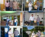 Associação Empresarial de Elvas: entregou equipamentos de proteção individual a 11 instituições do concelho