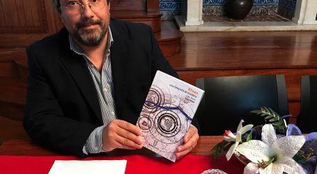 """João Paulo Garrinhas apresentou """"Elvas, uma Geografia da Fronteira"""""""