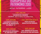 Avis: Jornadas Europeias do Património 2019