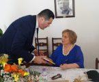 Livro de Graça Amiguinho apresentado em Santa Eulália