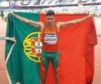 Luís Gonçalves ganha medalha de bronze e ouro