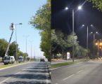 Elvas: Lâmpadas convencionais substituídas por LED na circular à cidade