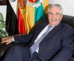 Medalha de Ouro da Cidade para Ramón Rocha