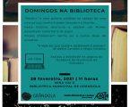 """A Mina vai à Biblioteca Municipal de Grândola"""