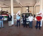 EDP Distribuição doa viatura aos Bombeiros Voluntários de Monforte