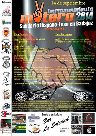 2º Hermanamiento Motero Solidario Hispano-Luso