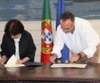 Município de Moura assinou contrato no Ministério da Administração Interna Contrato Local de Segurança