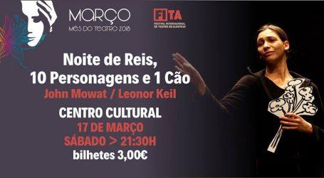 """Município de Campo Maior """"Março Mês do Teatro"""" e do FITA 2018"""