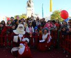 Musical Pocahontas no Natal em Reguengos de Monsaraz