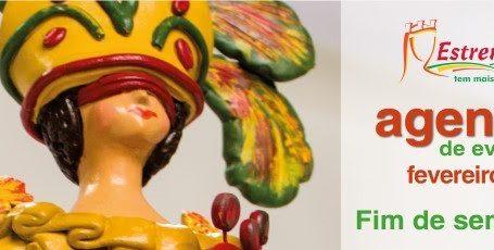 No fim de semana de 2 a 4 de fevereiro acontece em Estremoz.