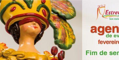 No fim de semana de 23 a 25 de fevereiro acontece em Estremoz.