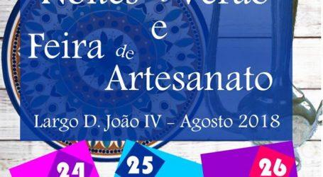 Vila Viçosa: Noites de Verão e Feira de Artesanato